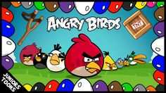 ANGRY BIRDS SURPRISE EGGS COLORS | ANGRYBIRDS #ANGRYBIRDS | JUNIORS TOONS