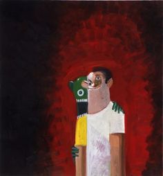 "George Condo, ""The Informer"" (2005)"