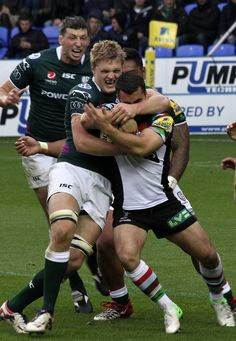 London Irish v Harlequins Rugby, My Images, Athlete, Irish, Soccer, London, Running, Game, Sports