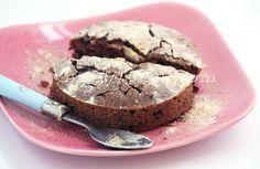 Gâteaux chocofondants sans lait, sans oeufs, sans gluten