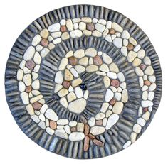 Kathleen Doody Design | Garden pebble mosaics and pathways by Kathleen Doody Design