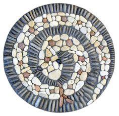 Kathleen Doody Design | Garden pebble mosaics and pathways by Kathleen Doody Design