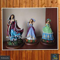 Bellas damas para todos los gustos, encuentralas en nuestro Taller...  Taller de Marta  Un lugar donde podrás adquirir hermosas imágenes para decorar tus diferentes espacios Medellín - Colombia Pedidos al Whatsapp  3108370969