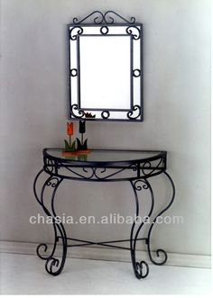 So lovely!   Be sure to visit stonecountyironworks.com for more beautiful wrought iron designs!