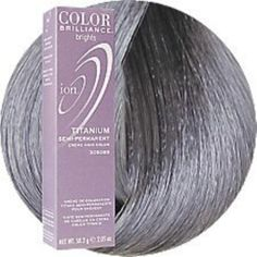 Ion Hair Color | Titanium