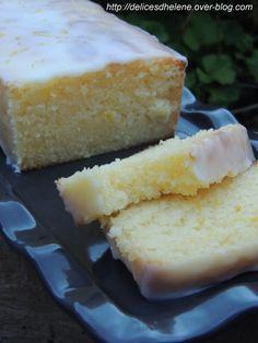 Cake au citron juste parfait