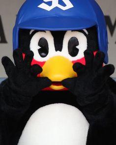 つばちゃん Donald Duck, Disney Characters, Fictional Characters, Baseball, Sports, Hs Sports, Fantasy Characters, Sport