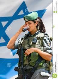 Resultado de imagen para idf girl soldiers