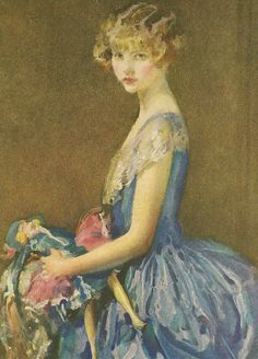 The French Doll #art #fashion