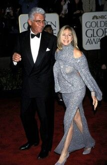 James Brolin & Barbara Streisand