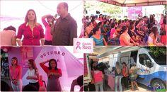 BCA: Mutirão de saúde faz 'Outubro Rosa' especial em Sa...