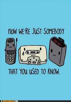 @Hannah Hoss - thought you'd laugh at this, that is if you're old enough to even remember what these are...