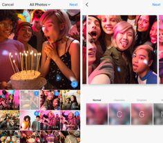 Instagram permite que usuarios publiquen hasta 10 fotos o videos en un post