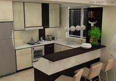 bucatarii open space Kitchen Cabinets, House Design, Interior Design, Architecture, Table, Inspiration, Furniture, Home Decor, Kitchens