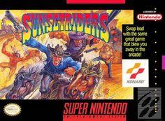 Emularoms: Sunset Riders (BR) [ SNES ]