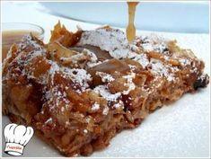 ΜΗΛΟΠΙΤΑ ΠΛΙΣΕ ΜΕ ΣΑΛΤΣΑ ΜΗΛΟΥ ΝΗΣΤΙΣΙΜΗ!!! - Νόστιμες συνταγές της Γωγώς!