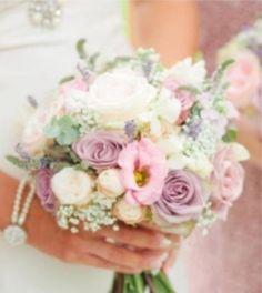 Garden/Spring Wedding Bouquet