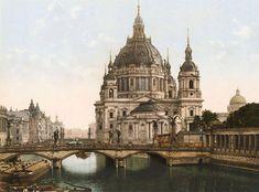 Colored Historical Photos of 1900s Germany – Fubiz Media
