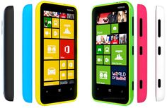 Lumia 620 | Nokia - Got to use one today and they are really nice in the hand. The dual-shot injection molded cases are amazing in the first person.