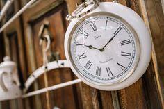 Reloj Vintage en Viveros la Mezquita