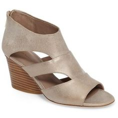 26f649042d8f6a Women s Donald J Pliner Jenkins Block Heel Sandal Taupe Sandals