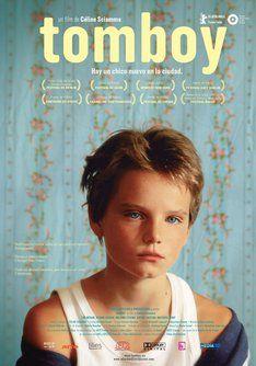 """Tráiler de """"Tomboy"""". Información, sinópsis y ficha técnica de la película #películas #movies #films #posters #carteles"""