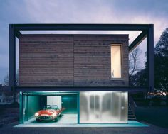 Singleroomhouse | Hard, Austria | Früh ARCHITEKTURbüro ZT GmbH photo by Adolf Bereuter