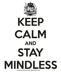 Mindless Behavior. Don't Just Watch.