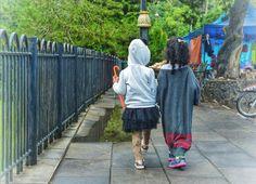 Sisters! #coolscale #hunaish #nikond800 #nikon #hunaish_photos #travel #détrip2017 #newyear #malaysia #nature #kids #sisters #cute #beautiful