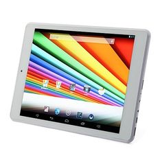 CHUWI V88S Quad Core RK3188 MID Tablet PC 7.9 Inch IPS Screen Android 4.2 1G RAM 16GB Bluetooth Dual Camera Color...