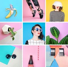color in the wall Instagram Design, Instagram Feed Layout, Instagram Grid, Instagram Marketing, Instagram Accounts, Creations, Wedding Blog, Vegan Coleslaw, Colour Colour