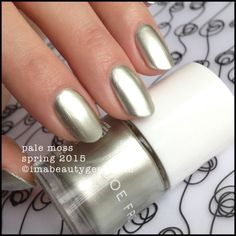 Joe Fresh Pale Moss - Spring 2015. Click on thru for collection swatches!