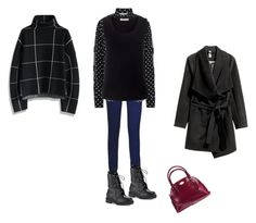 """""""winter12"""" by fancywan on Polyvore featuring COSTUME NATIONAL, Coach, Chicwish, STELLA McCARTNEY and Precis Petite"""