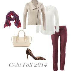 """CAbi Fall 2014"" by apjmiller on Polyvore www.jeanettemurphey.cabionline.com"