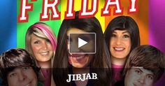 Every day can be Friday when you star in Rebecca Black's smash hit tribute to weekends, parties, and Auto-Tune!