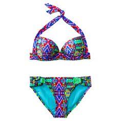 Swimsuits, Bathing Suits & Swimwear for Women : Target 2 Piece Swimsuits, Cute Swimsuits, Target Juniors, Summer Baby, Summer 2014, Summer Fun, Pretty Girl Swag, Cute Bathing Suits, String Bikinis