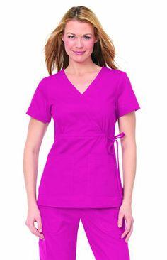 4096a8f7792 Flamingo Katelyn Top- Style Number: 137-58 Medical Scrubs, Scrub Tops,