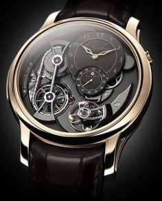 Romain Gauthier Logical One Red Gold