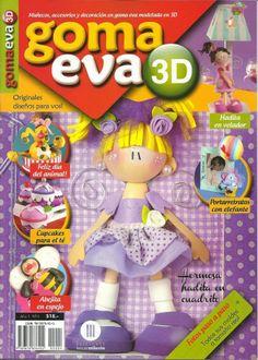 Revista de Goma Eva 3D