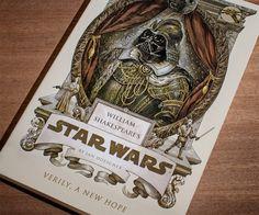 William Shakespeare's Star Wars | DudeIWantThat.com