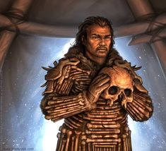 a gallery of HBO's Game of Thrones & George R. Martin's A Song of Fire and Ice fan art designs,. Got Characters, Fantasy Characters, Game Of Thrones Rpg, Bone Armor, Watchers On The Wall, The Winds Of Winter, Forest People, Fire Book, Fantasy City
