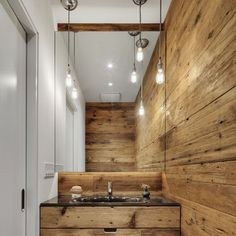 2041 West Dickens - contemporary - powder room - chicago - Blender Architecture