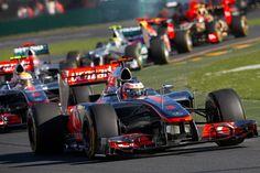 Jenson Button (© 2012 Formula One)