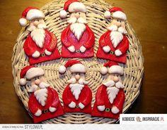 Mikołaje z masy solnej       -         Kobieceinspiracj…