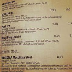 Heute haben wir frisches Bier in die Stadtliebe in Linz geliefert! Nutz die Chance auf leckeres Bier!  - - - #craftbeer #craftbier #stadtliebe #boustaa #bb #oberösterreich #linz #foodie #bier #beer India Pale Ale, Craft Bier, Age, Grapefruit, Personalized Items, Brewery, Linz, Alcohol, Fresh