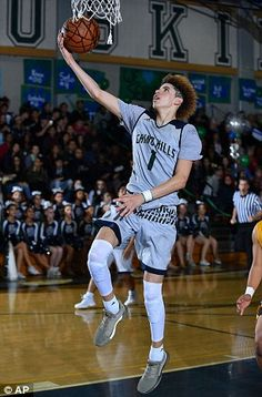 36 Best Lamelo Ball Images Ball Hairstyles High School