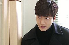 Lee Min Ho as Seo Joon Jae in Legend of the Blue Sea from Tumblr: Dramas2Heart (The K2 || The Legend of the Blue Sea Je Ha and...)