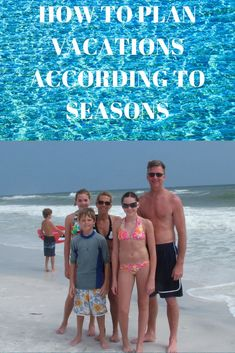 Tips on How to Plan Vacations According to Seasons Travel Couple, Family Travel, Summer Vacation Spots, Vacation Ideas, Vacations To Go, Honeymoon Destinations, Mexico Travel, Trip Planning, Travel Tips