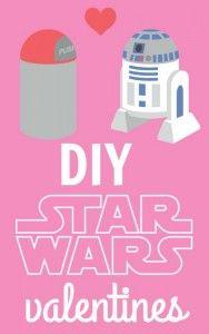DIY Star Wars Valentines