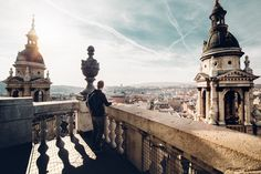 From where to eat, drink and stay, to our top 10 favorite things to do in Budapest, keep reading for complete first timer's guide to Hungary's capital // St. Budapest, Places Around The World, Around The Worlds, Liberty Bridge, Buda Castle, Hungary Travel, Danube River, Us Travel, Travel Tips
